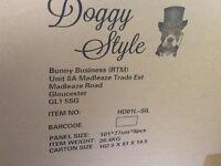 Heavy duty 8 piece dog playpen enclosure.