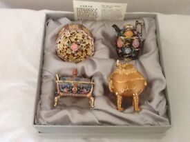 The Imperial Palace Jewellery Box