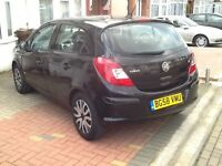 VAUXHALL CORSA AUTOMATIC 5 DOOR FULLY HPI CLEAR FULL SERVICE HISTORY 2 KEY LADY OWNER