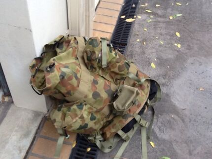 Genuine army backpack East Gosford Gosford Area Preview