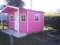 garden sheds & playhouses