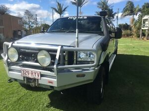 Ford F250 XLT RN Auto 4x4 Maleny Caloundra Area Preview