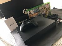 Project Scorpio Limited Edition xbox one x
