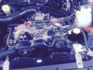 Subaru motor EJ 22 . Bridgewater Brighton Area Preview