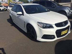 "2014 Holden Commodore SS VF NEW 20"" WHEELS Taminda Tamworth City Preview"