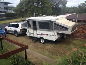 Jayco Discovery Off-road 1994  pop top caravan Emu Plains Penrith Area Preview