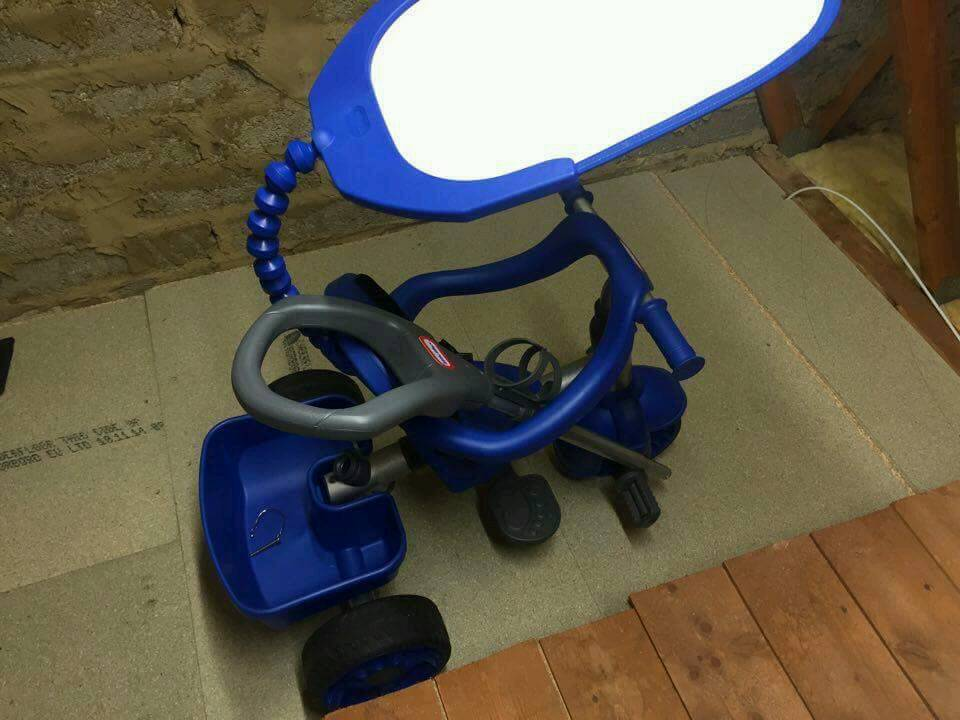 Little Tikes 4-in-1 Blue Trike