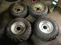 quad bike wheels