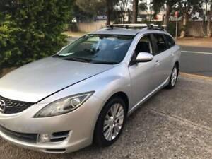 2009 Mazda Mazda6 CLASSIC Automatic Wagon - 3 month REGO Botany Botany Bay Area Preview