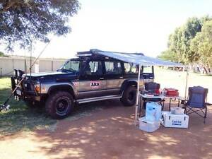 1991 Nissan Patrol Broome Broome City Preview