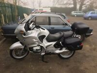 BMW R1150RT Touring motorbike for sale