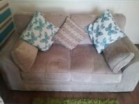 Couch an a seater