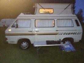 VW T25 Campervan- SOLD