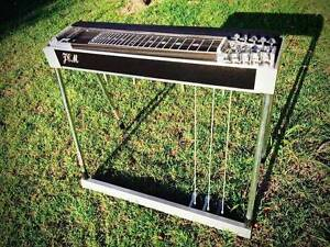 JCM PEDAL STEEL GUITAR 10 STRING 3 PEDALS 4 KNEE LEVERS Waratah West Newcastle Area Preview