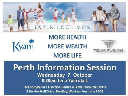 Health and Wellness West Perth Perth City Preview
