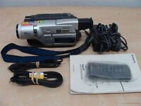 Sony Digital8 DCR-TRV320E 8mm Hi8 playback