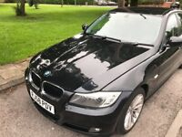 BMW 320 D Black Leather - First one to see will buy it