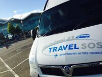 Minibus & Coach Hire With Driver Birmingham All Occasions 8 , 12, 16, 33 & 49 Seaters Available