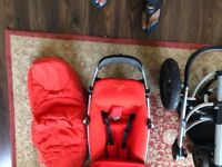 Quinny push chair in good condition