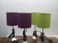 IKEA table lamps Unused - unwanted gift. Willing to sell as pairs