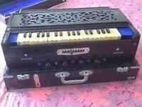 Harmonium scalechanger