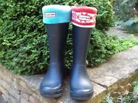 Kids Hunter wellie liners - size 13-2