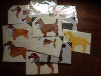 680 3D Dog Greetings Cards