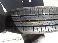 Ford fiest wheel and tyre (unused)