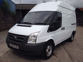 2010 Ford Transit T350m 115 Van Px welcome finance available