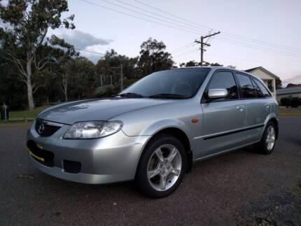 2003 Mazda Astina 323 Hatchback
