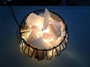 SELINITE LAMP BASKET STYLE Salamander Bay Port Stephens Area Preview