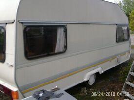 1994 Avondale Mayfair touring caravan.
