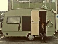 Caravan Parking Needed