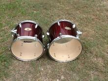 Pair of drums Marcus Beach Noosa Area Preview