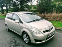 2009 Toyota COROLLA VERSO T2 D-4D****FINANCE AVAILABLE****