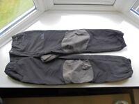 Boys Jack Wolfskin pants, aged 10-12