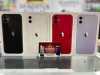 **BEST PRICES IN BHAM**APPLE IPHONE 11 256GB UNLOCKED COMES WITH WARRANTY & RECEIPT