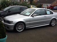 BMW 330 CI Sport Auto