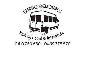 SYDNEY LOCAL REMOVALIST - INTERSTATE AVALIABLE Maroubra Eastern Suburbs Preview