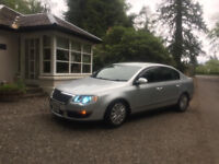DIESEL PASSAT 2006 / taxed & m,o,t, june , look at this one re- mapped FAST AS , ! READ ADD !
