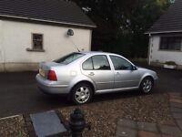 Volkswagen bora 2003 for sale