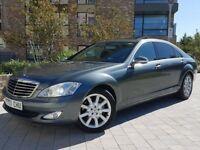 2008 MERCEDES S320L CDI LWB FULLY LOADED SPEC IMMACULATE IN AND OUT