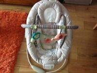 Baby Rocker,comfort and harmony