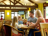 Experienced Second Chef required for a 5 star family holiday park in The Lake District