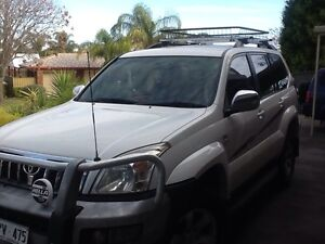 Swap 2008 upgrade prado turbo diesel for 08 up kluger grande altitude Golden Grove Tea Tree Gully Area Preview