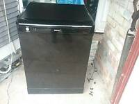Beko dishwasher black