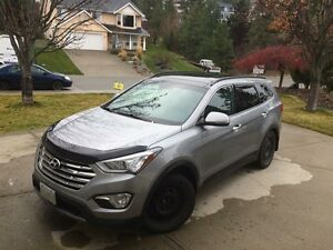 2014 Hyundai Santa Fe Luxury XL SUV, Crossover