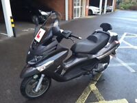 Piaggio Xevo 125 - 2 Owners From New