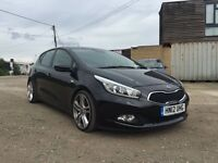 Car Kia ceed 1.4 manual 37.000 miles , parking sensors , great runner , Greta car for everyday use