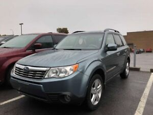 2010 Subaru FORESTER LIMITED CUIR TOIT OUVRANT BAS KM
